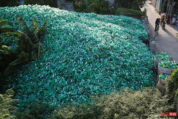 塑料垃圾泛滥失控渐成生命之殇