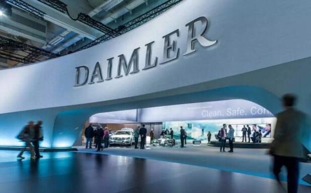 德国豪华车制造商戴姆勒被勒令在欧洲召回77.4万辆柴油车