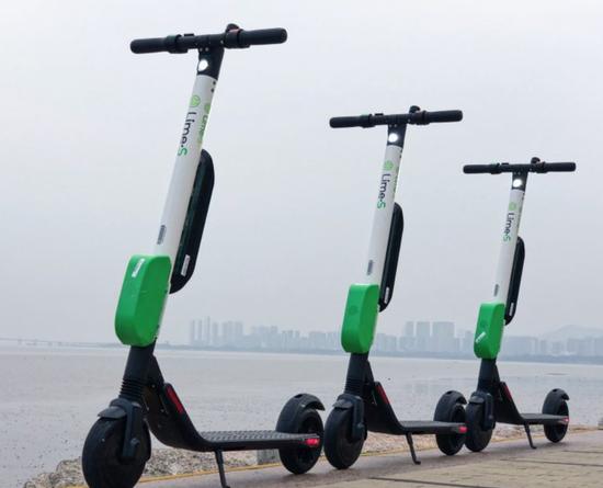 Bird、Lime及Spin——硅谷滑板车大战三个主要参与者