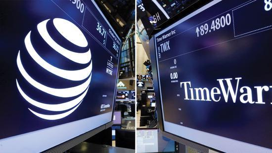 美国法官批准美国无线运营商AT&T斥资850亿美元收购时代华纳(Time Warner)公司