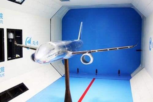 C919完成增压舱增压极限载荷验证试验