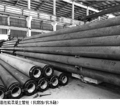 预制混凝土桩行业发展现状与前景