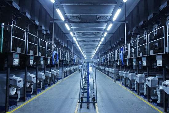 纺织产业如何通过自动化、数字化实现升级发展?