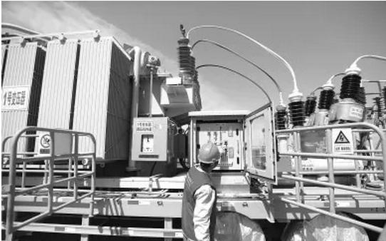 中国航天建设承建肯尼亚电压等级最高变电站施工预备