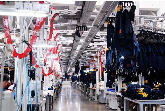 河北省服装行业产业转型升级发展现状
