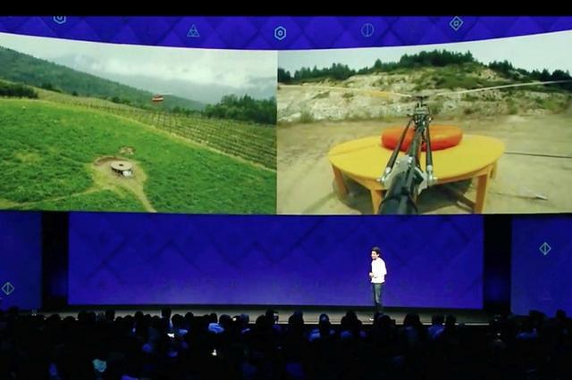 Facebook放弃Aquila太阳能动力无人机项目