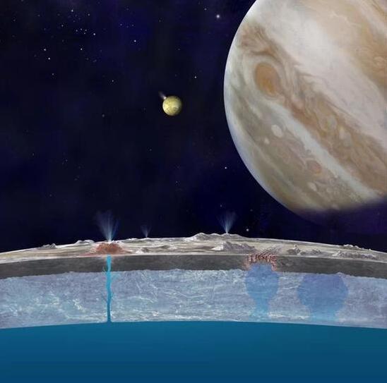 细菌能够幸存于火星、土卫二、木卫二、冥王星等星球上的盐水化学物中