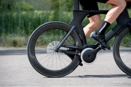 CeramicSpeed DrivEn小齿轮式轴驱动系统