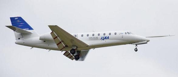 日本JAXA宣布将实现飞机引擎的电动化