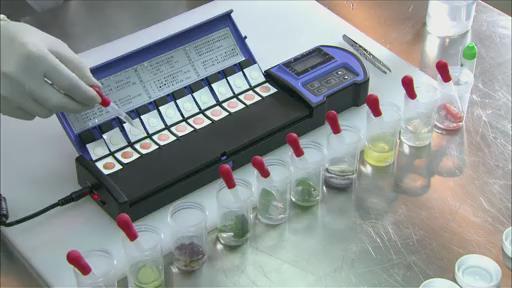 国内检测果蔬药残速度最快的专业设备