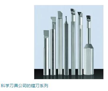 科学刀具公司的镗刀系列