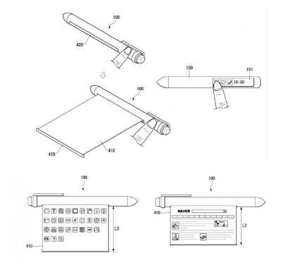LG智能手写笔或许能够取代手机