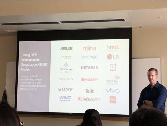 高通产品总监Mike Roberts:美国和韩国将优先中国最先推出5G手机