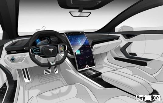 网曝特斯拉Model S换代假想图 科技感更足更像超跑
