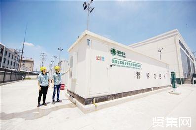 100MW级锂电储能项目接连落地 电网储能起风了?