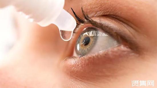 让口水代替泪液治疗干眼症