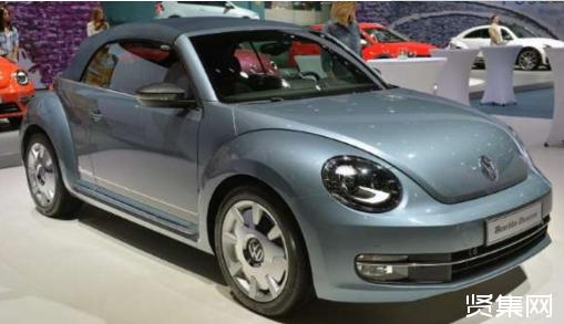 大众标志性车型甲壳虫明年停产 最终版起步价2.3万美元