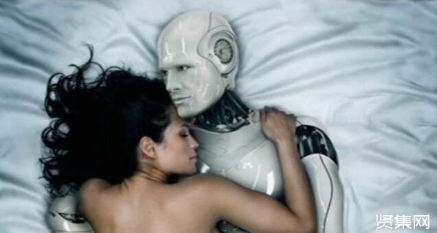 """智能男性机器人""""亨利""""由美国Realbotix公司制造,身高1.82米的肌肉帅男~"""