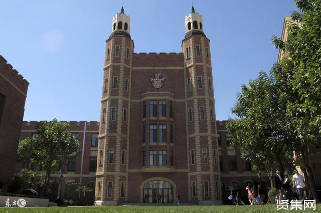 美国大学排名前50榜单