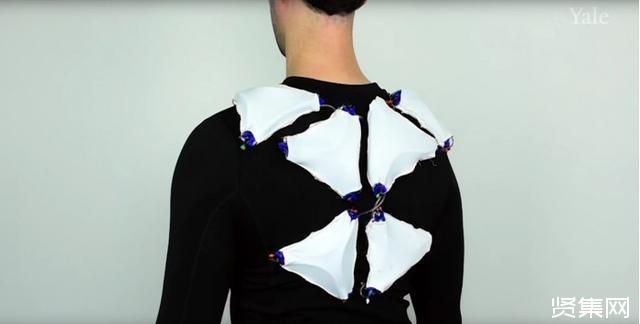 """耶鲁大学研发""""机器人皮肤"""",日常用品包裹后可化身柔软机器人"""