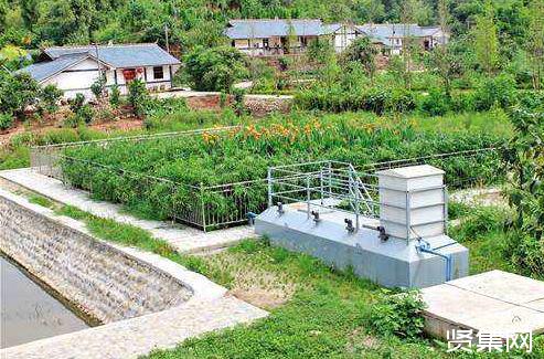 农村生活污水治理应坚持因村制宜