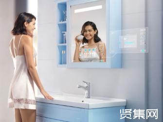 九牧发布新品:智能卫浴