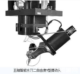五轴联动智能水刀——上海狮迈科技有限公司研发