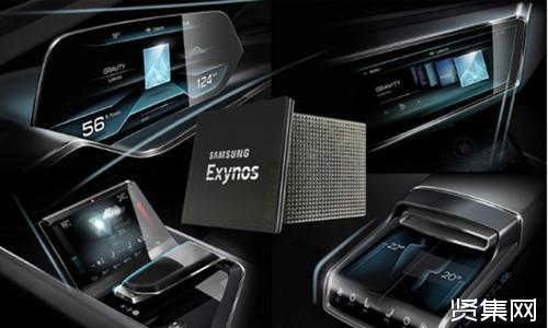 奥迪首款纯电动汽车上面的7英寸OLED显示屏是三星提供的