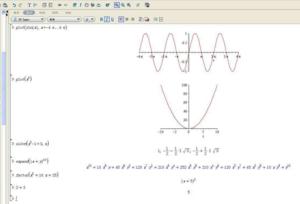 Maple等四大数学软件的优缺点对比