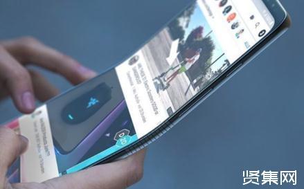 三星可折叠智能手机接近研发的最后阶段
