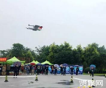 ?广西电信启动飞翼无人机干线智能巡检创新项目试点