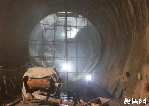 中东抽水蓄能电站地下厂房开挖施工开始