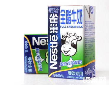 全脂牛奶和脱脂牛奶的区别