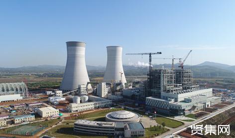 神皖合肥庐江电厂工程1号机组首次并网发电一次成功