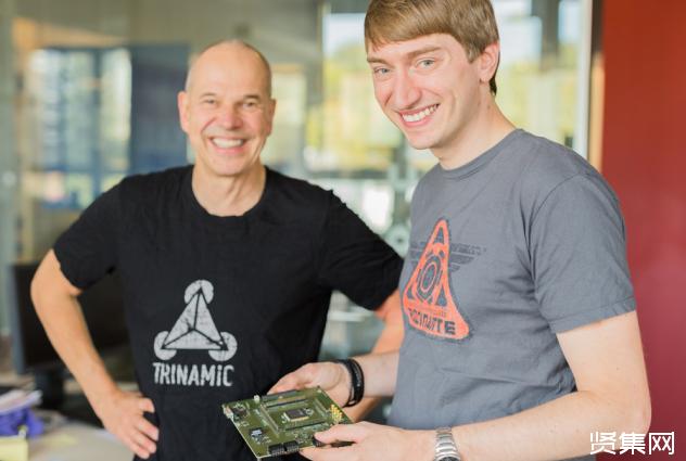TRINAMIC宣布推出世界上第一款带有嵌入式RISC-V内核的单片电机驱动电路