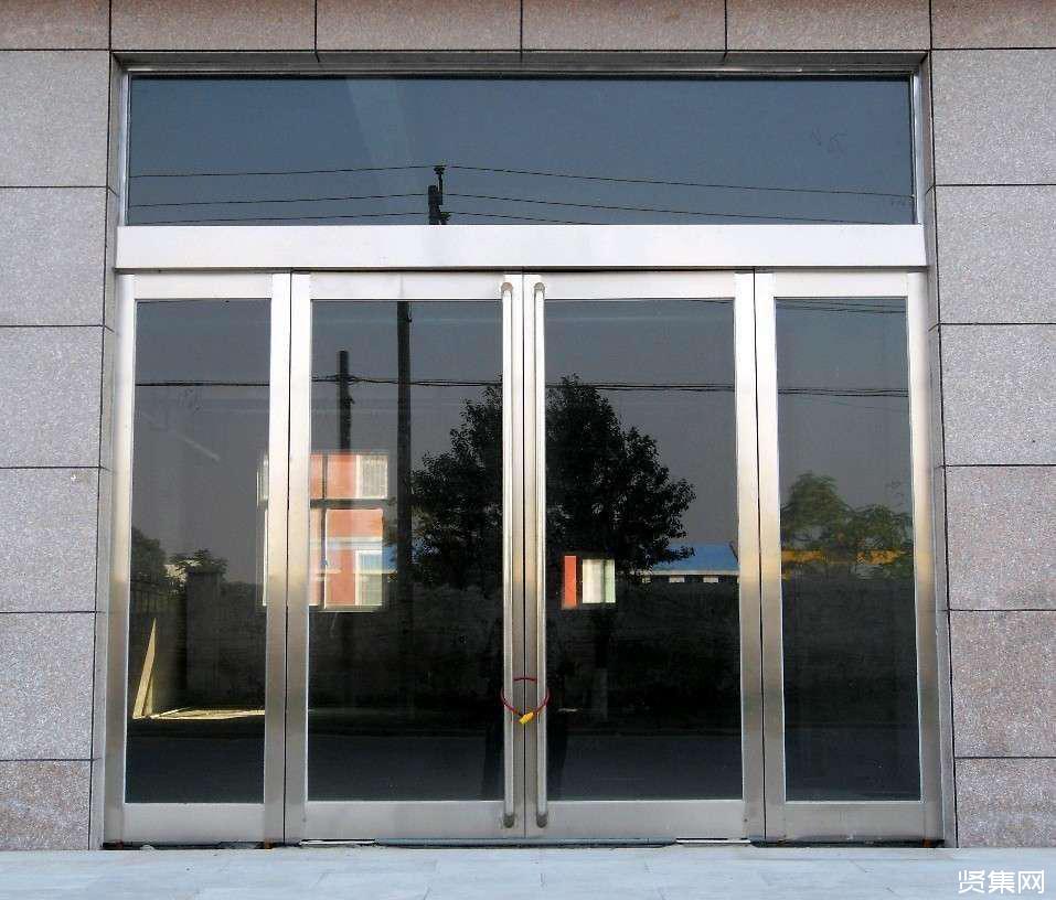 玻璃门维修及其保养常识