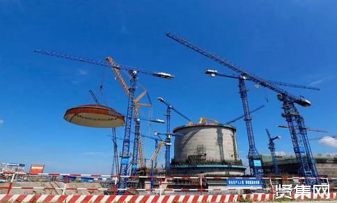 """第三代核电技术""""华龙一号""""全球首堆有望在2020年建成投产"""
