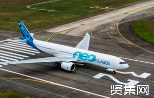 全球第一架空客A330neo客机交付给了葡萄牙航空