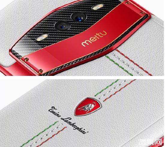 美图将发布美图V7手机,并推出托尼洛·兰博基尼家族限量版