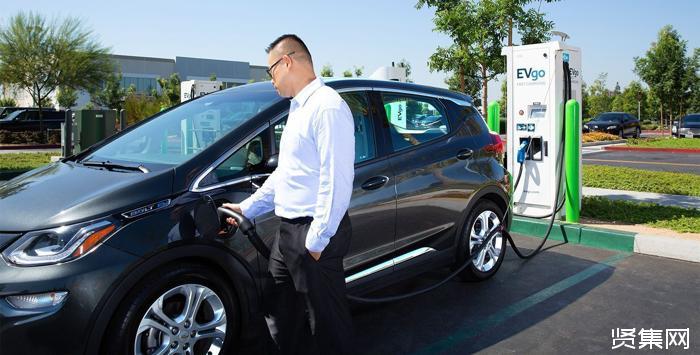 通用汽车宣布与美国最大三家充电网络合作,改进电动汽车充电解决方案