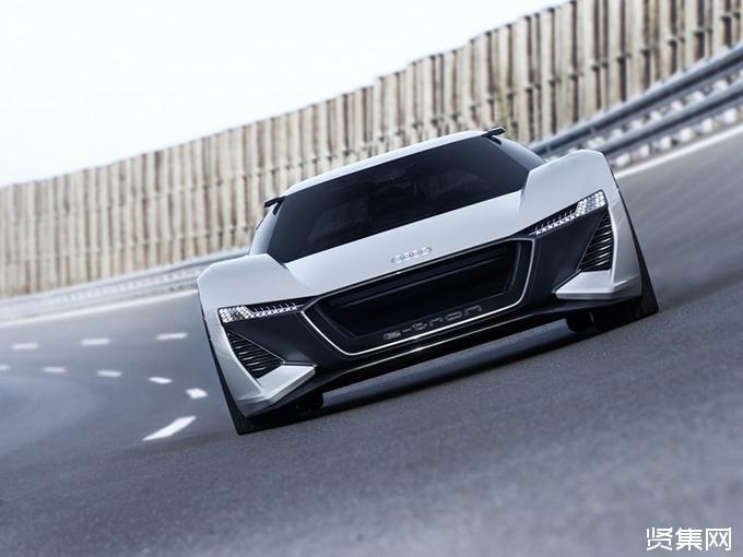 奥迪纯电动超跑PB18 e-tron概念车将投入生产,全球限量50台