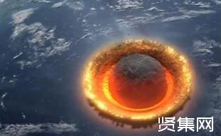 美研究小组构建模型全面复原小行星撞击地球的灾难场景