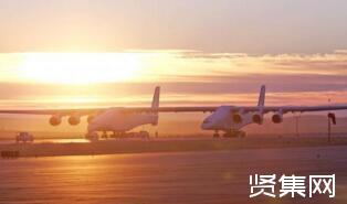 Stratolaunch巨型飞机首次真正飞行或即将开始