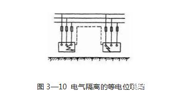 隔离变压器性质及通用触电防护措施