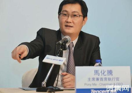 马化腾两会建言提交七份书面建议,涉及产业互联网等热点问题