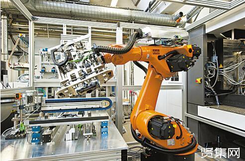 机器人发展势头强劲,智能制造成风口