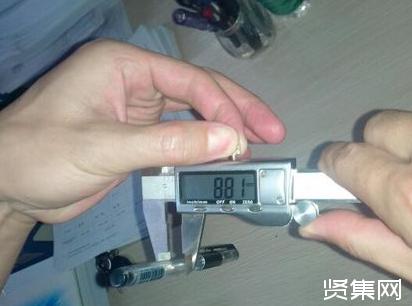 图解电子游标卡尺的使用方法和读数方法