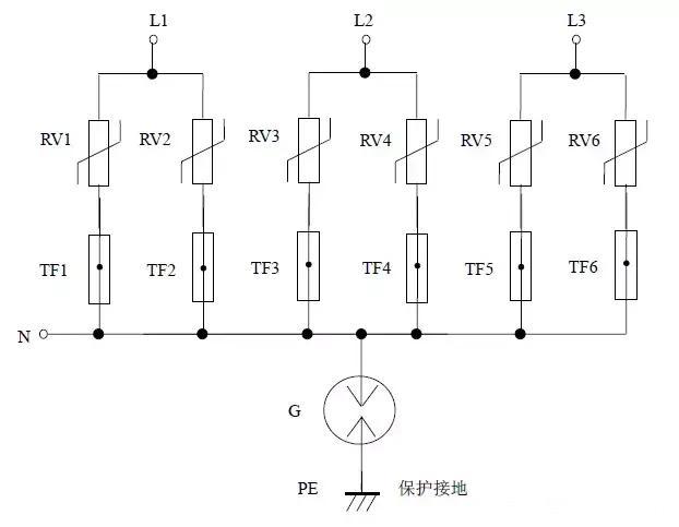 11种防雷器电路详解,超详细!