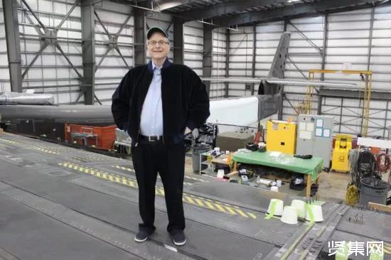 """新濠天地娱乐平台官网最大飞机""""平流层发射""""(Stratolaunch)试飞成功,六引擎双机身117米约226.8吨"""