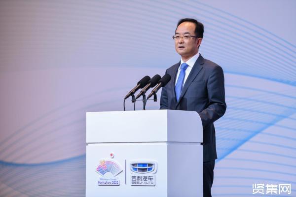 ?吉利与19届亚运会组委会签约,成为杭州亚运会官方汽车服务合作伙伴